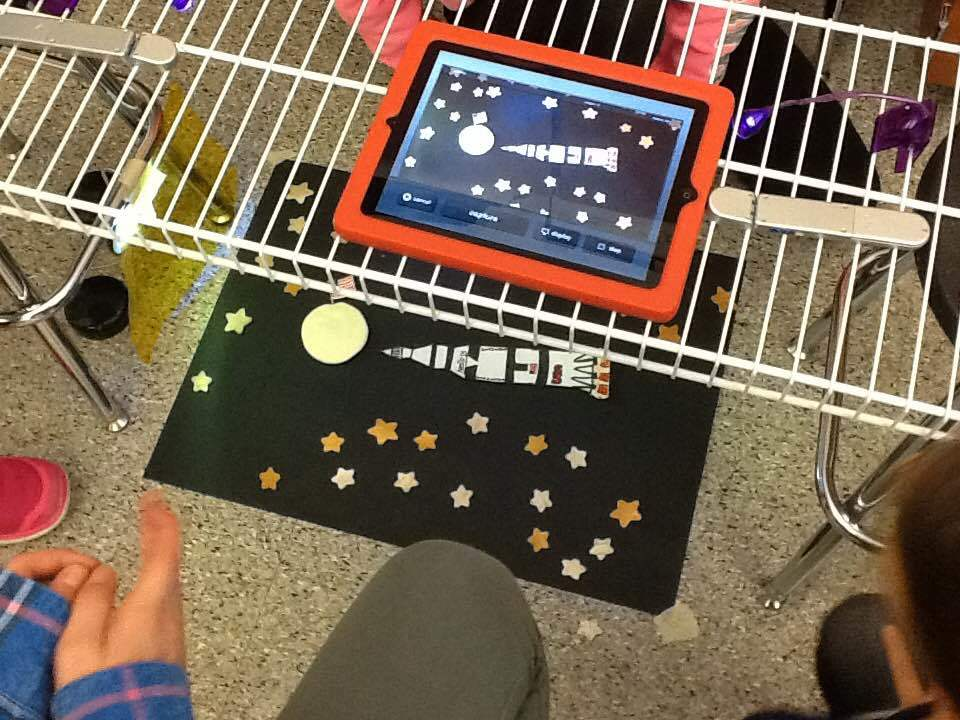 Learning Moon Phases through the Arts, Education Closet