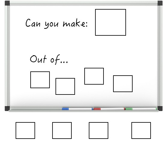 Can You Make It: An Arts and Math Strategy, Education Closet