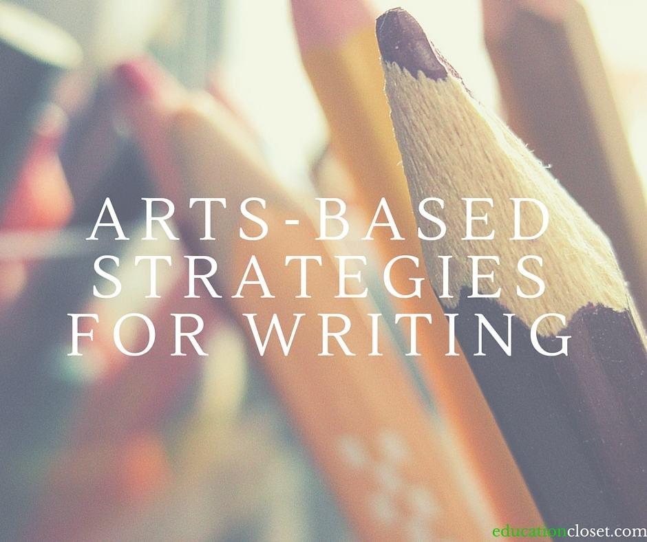 Arts-Based Writing Strategies, Education Closet