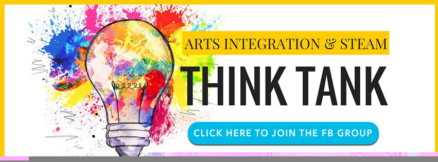 Arts Integration and Steam, Education Closet