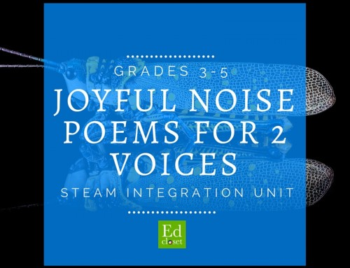 STEAM Integration Unit: Joyful Noise Poems for 2 Voices