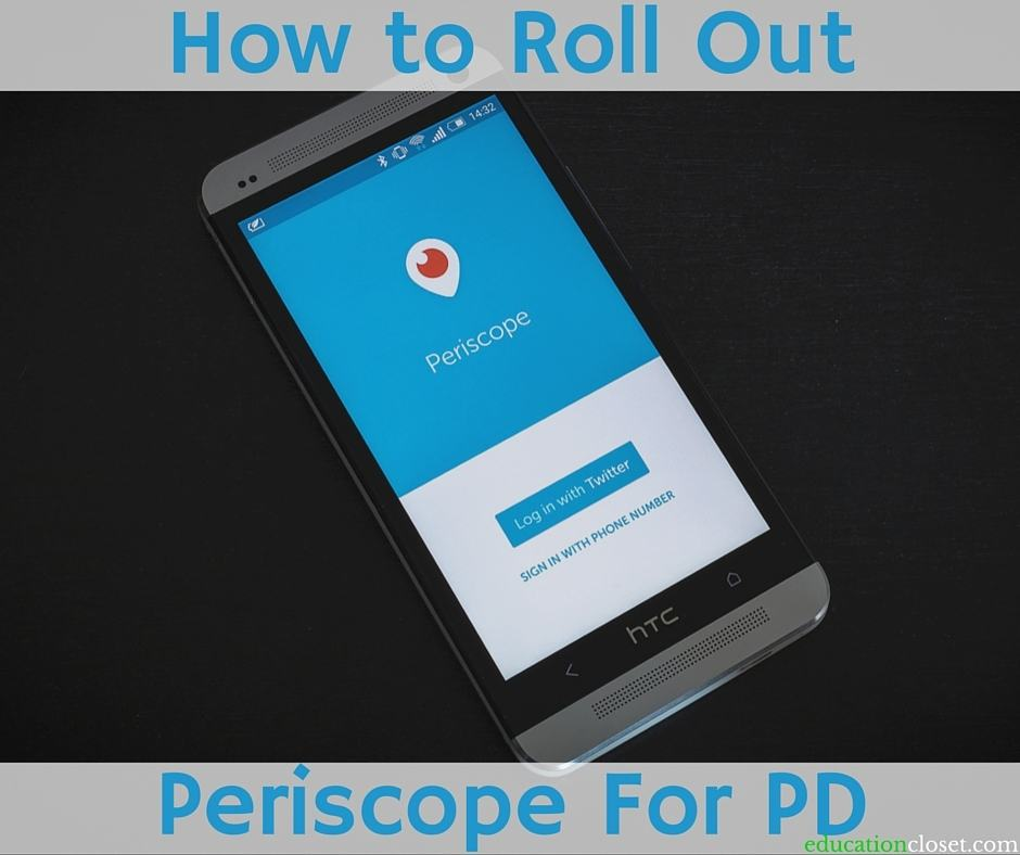 Periscope Platform, Education Closet