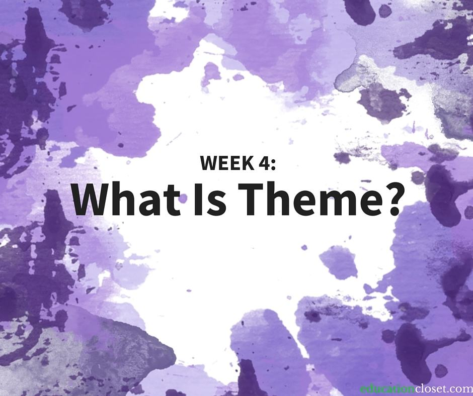what is theme, Education Closet