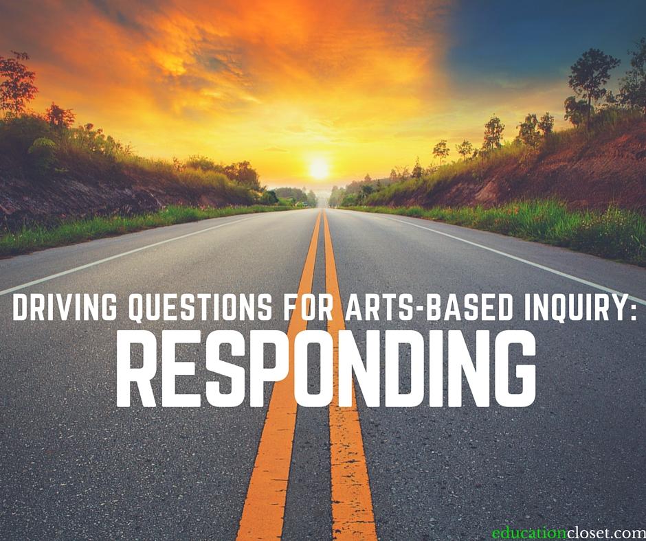 Arts-Based Inquiry, Education Closet