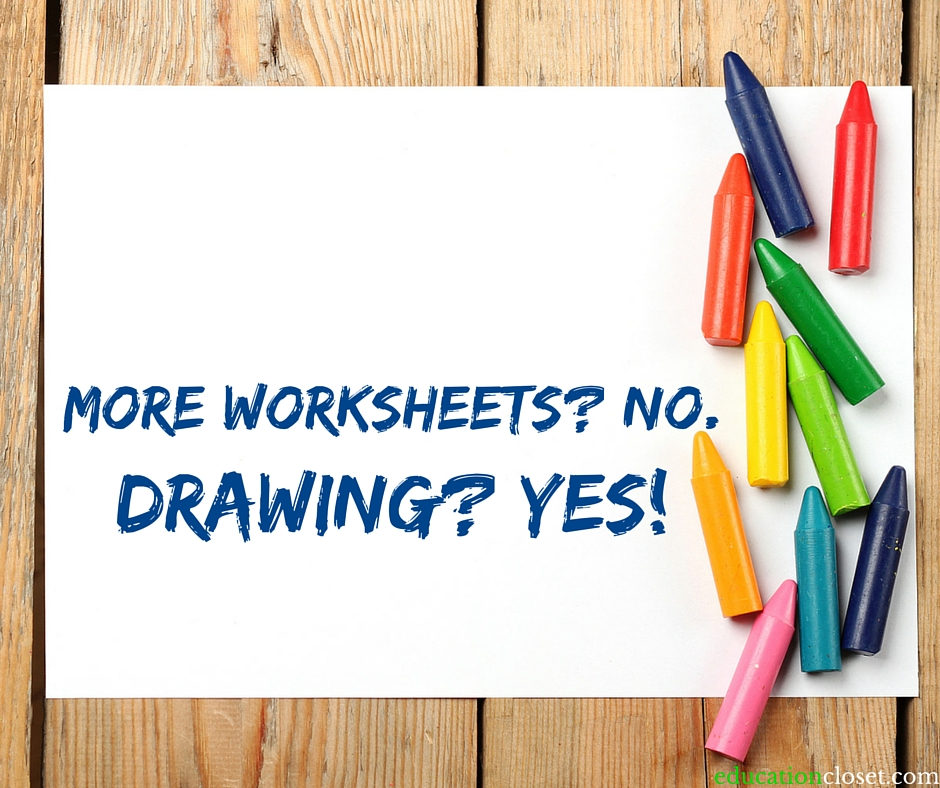 More Worksheets? No.