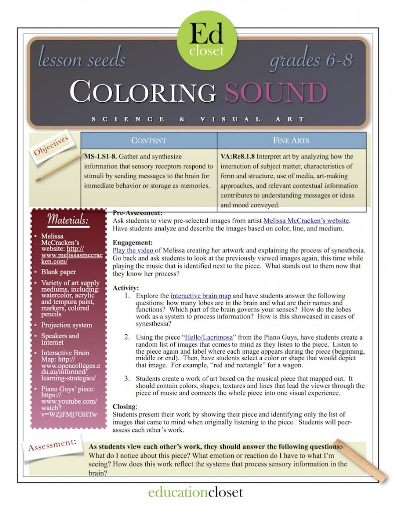 coloring sound