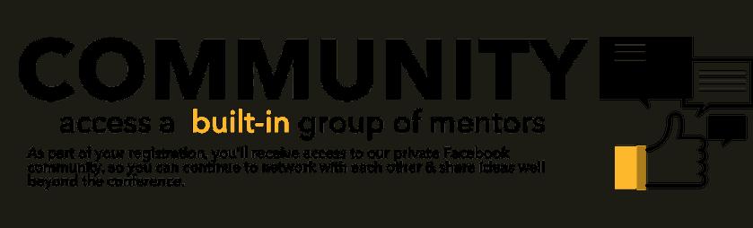 Community Black, Education Closet