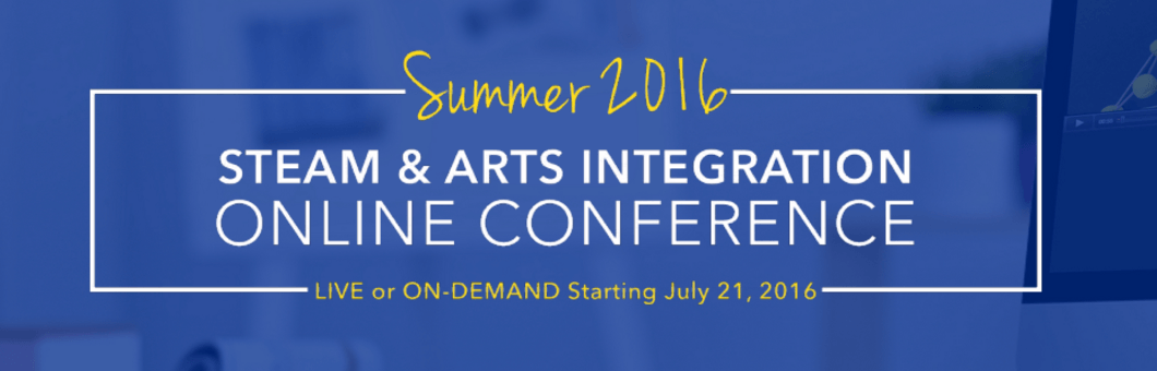 2016 Summer Arts Integration and STEAM Online Conference, Education Closet