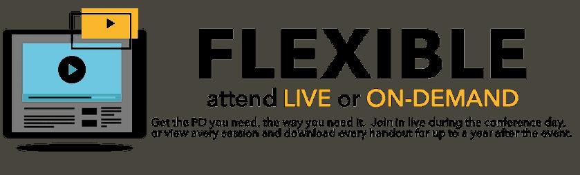 Flexible Black, Education Closet