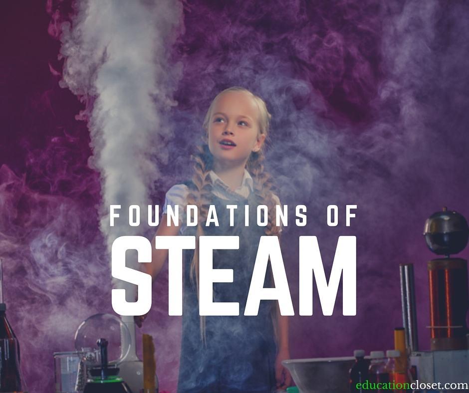 Foundations of STEAM, Education Closet