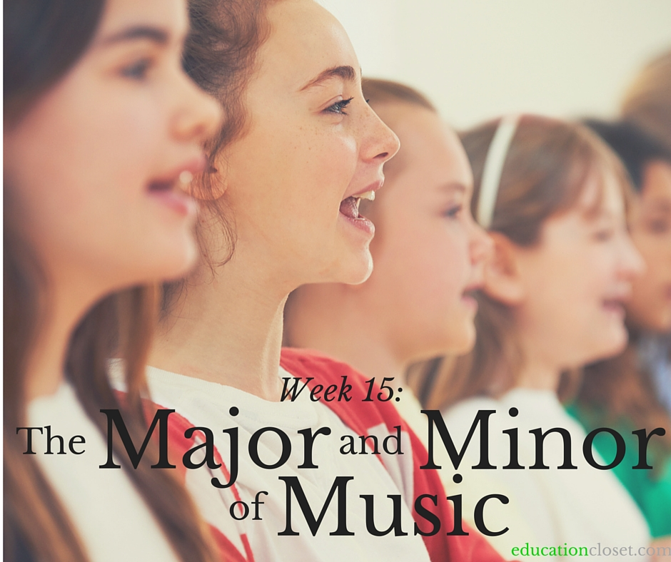 The Major and Minors of Music, Education Closet