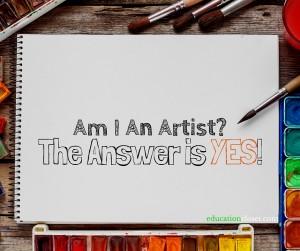 Am I an Artist, Education Closet