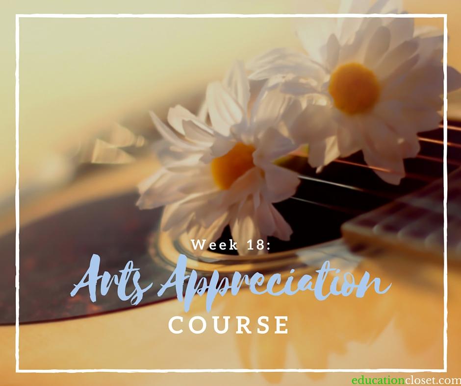 Arts Appreciation Course, Education Closet