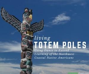 Living Totem Poles, Education Closet