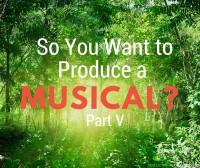 Produce A Musical, Education Closet