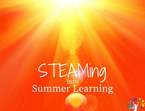 STEAMing into Summer Learning