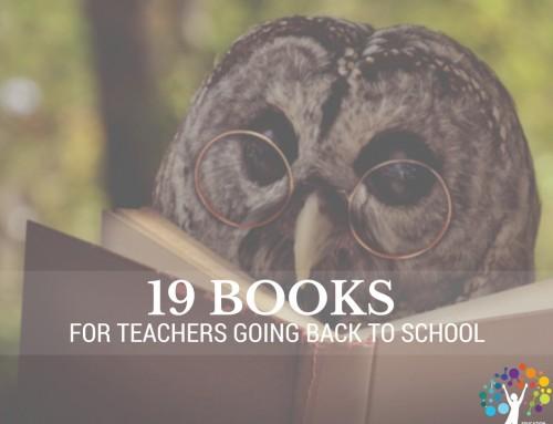 19 Books for Teachers Going Back to School