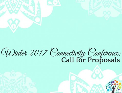 Winter 2017 Connectivity Conference: Call for Proposals