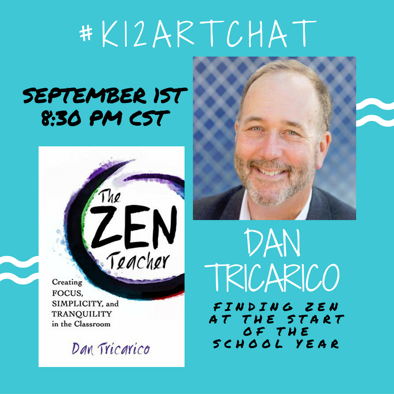 Back to Zen with Dan Tricarico, Education Closet