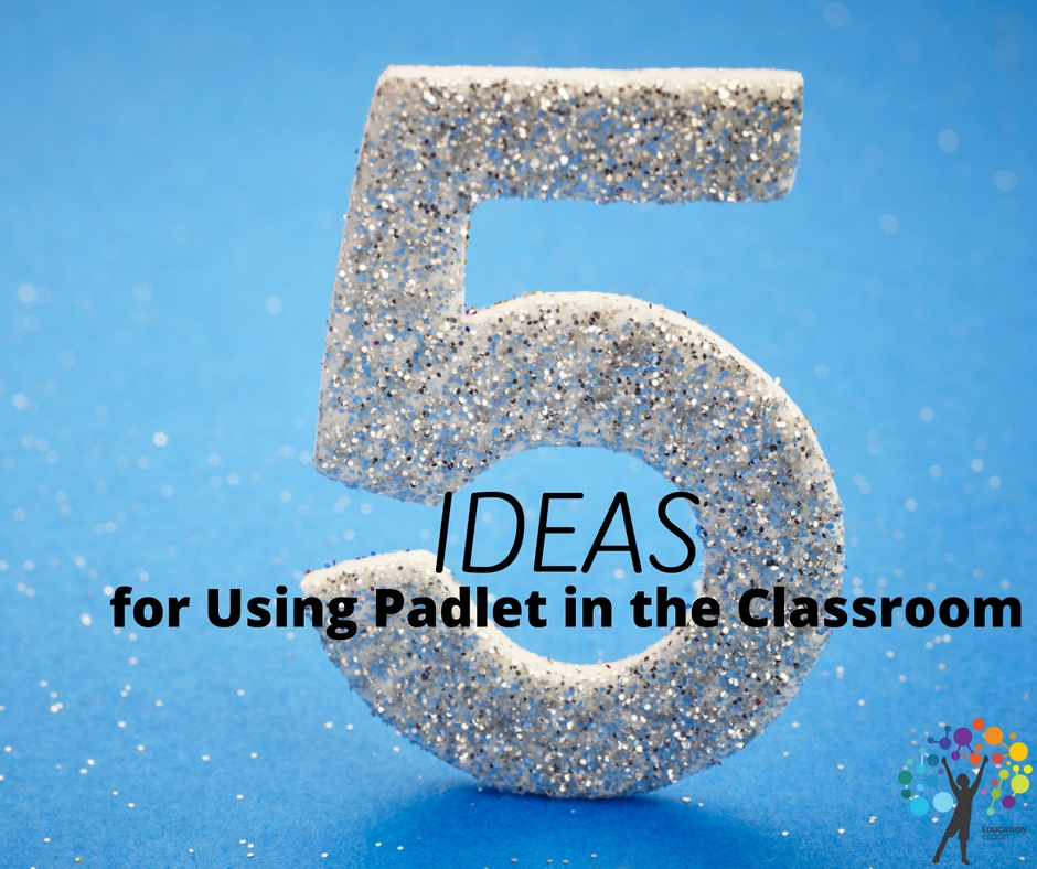 5 Ideas For Using Padlet in the Classroom, Education Closet