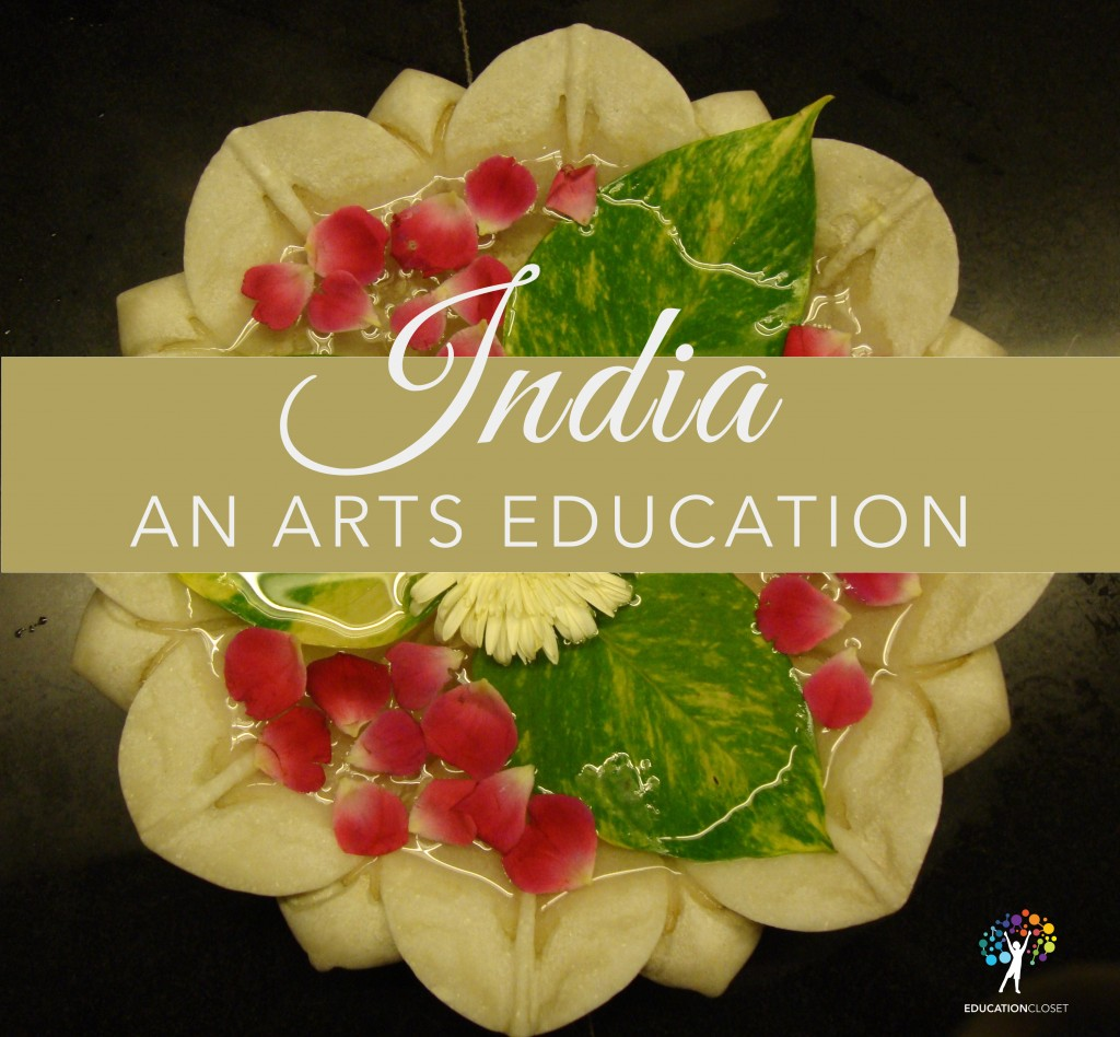 India Arts Education, Education Closet