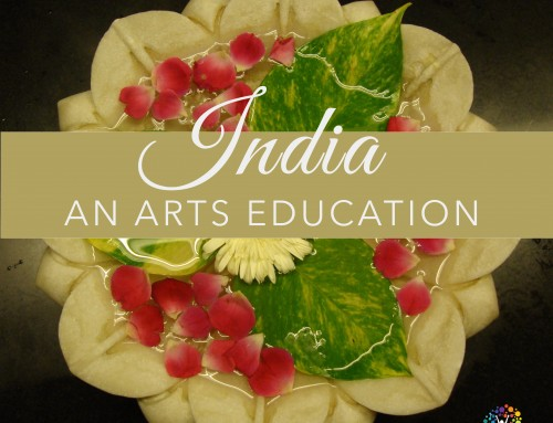 India – An Arts Education