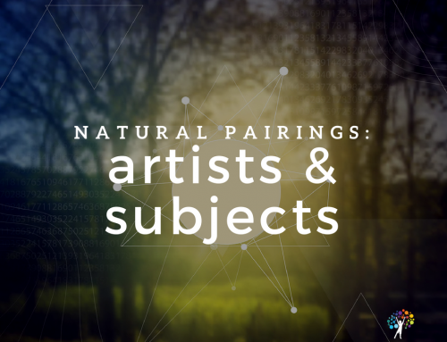 Natural Pairings: Artists and Subjects