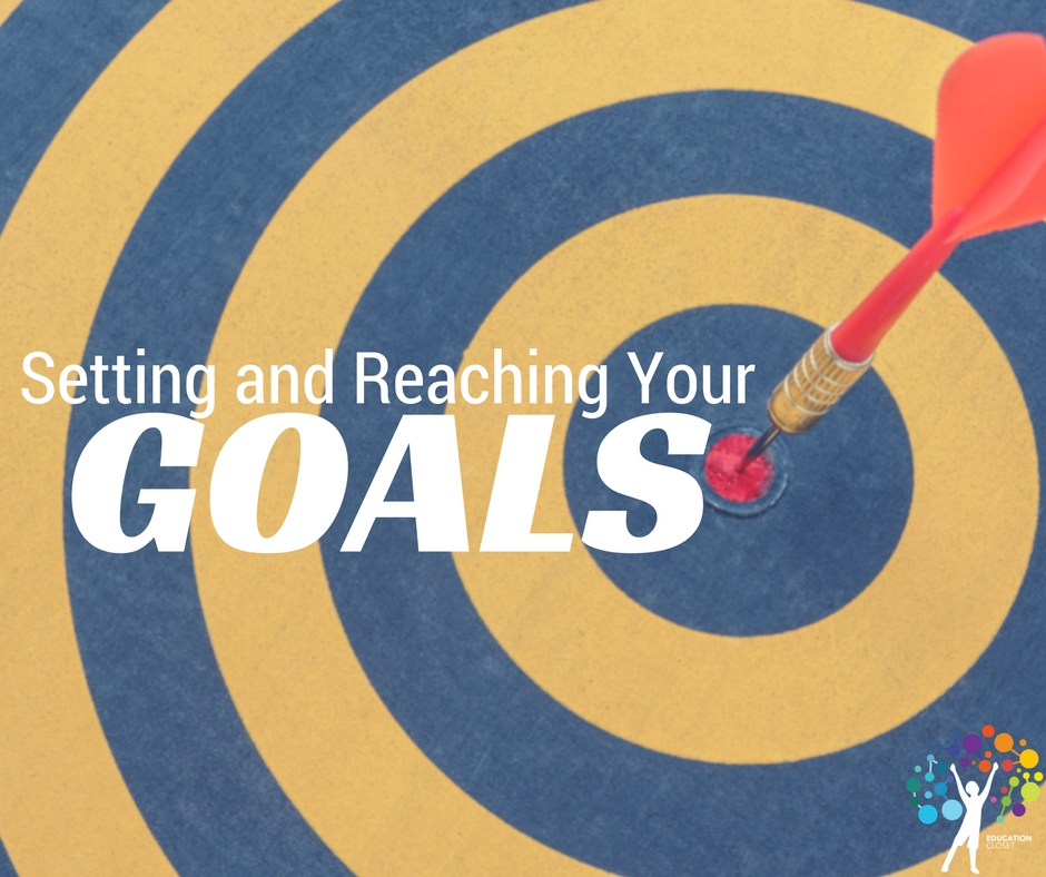 Setting and Reaching Your Goals, Education Closet