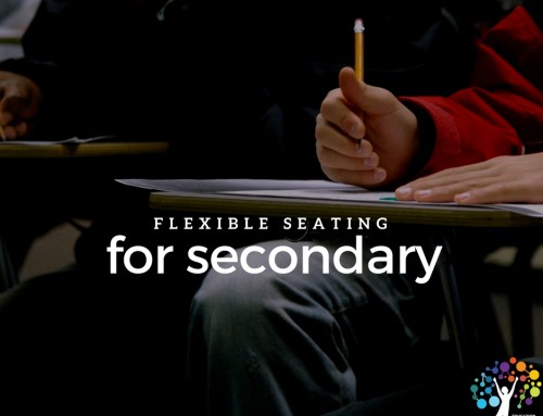 Flexible Seating for Secondary