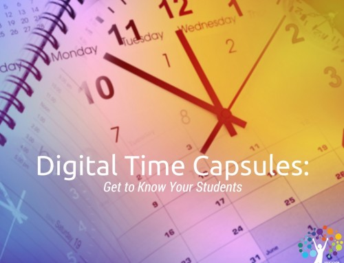 Digital Time Capsules: Get to Know Your Students