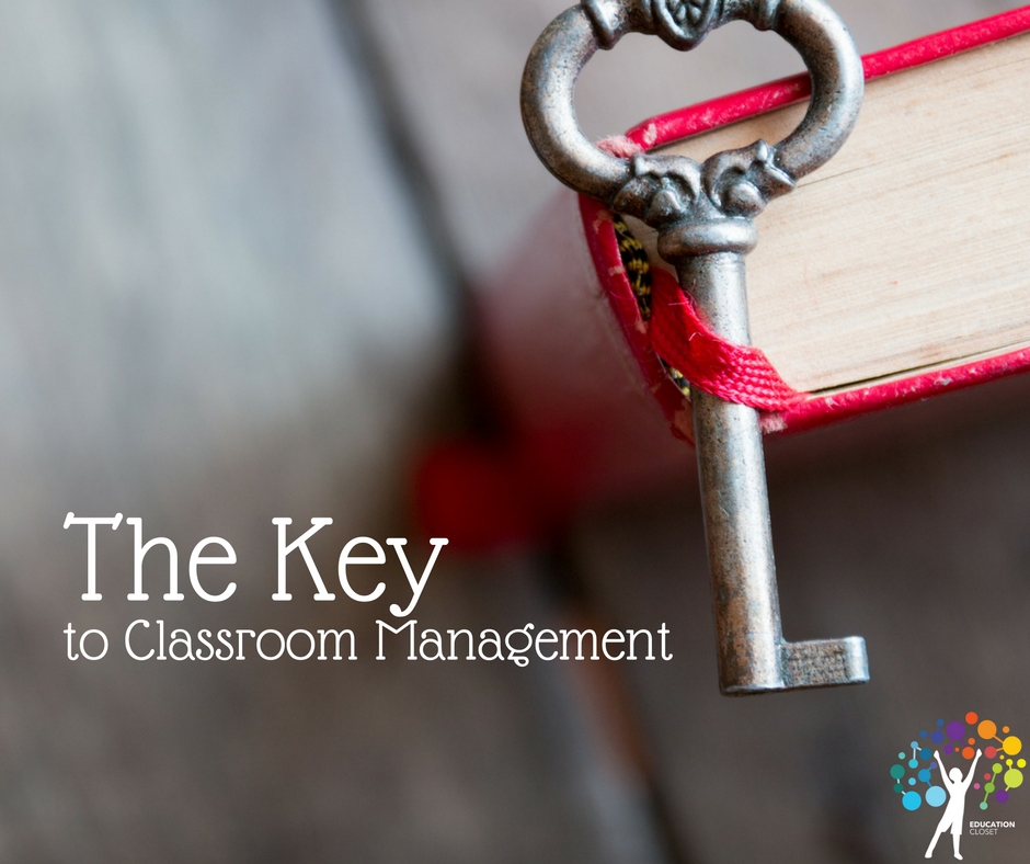 The Key to Classroom Management, Education Closet