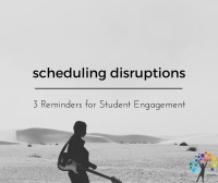 3 Reminders for Student Engagement, Education Closet