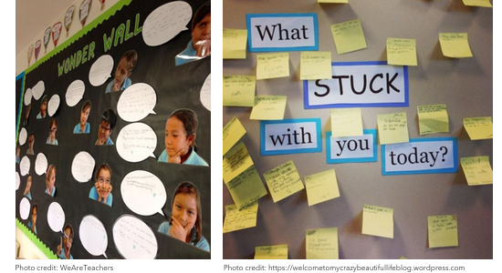 Bulletin board ideas for teachers, Education Closet