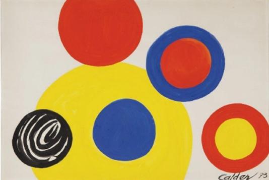 Calder's Work
