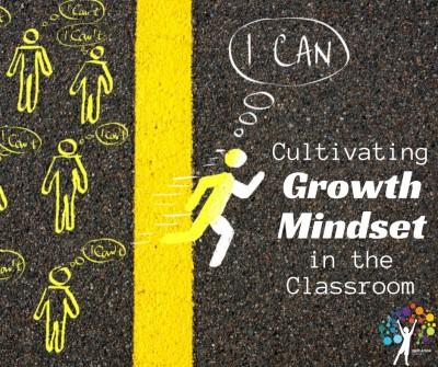 teaching growth mindset