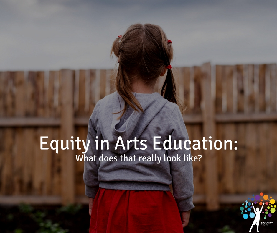 Equity in Arts Education, Education Closet