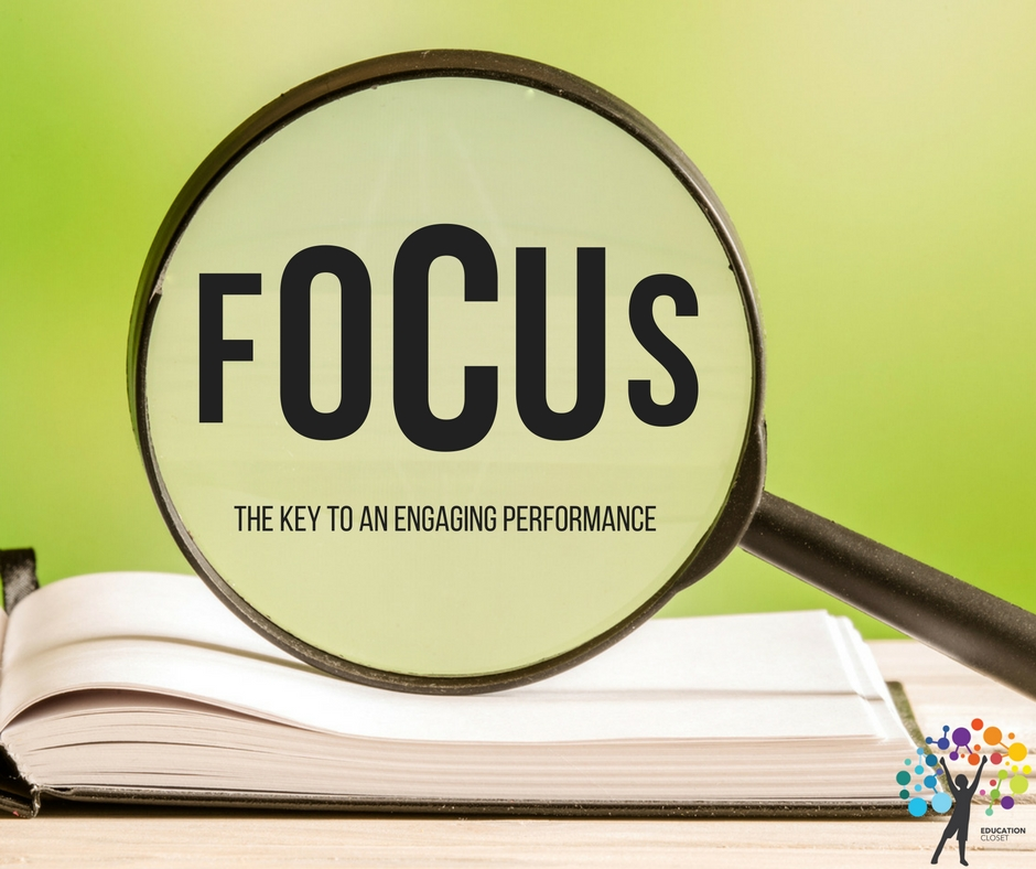 Key to an engaging performance, Education Closet