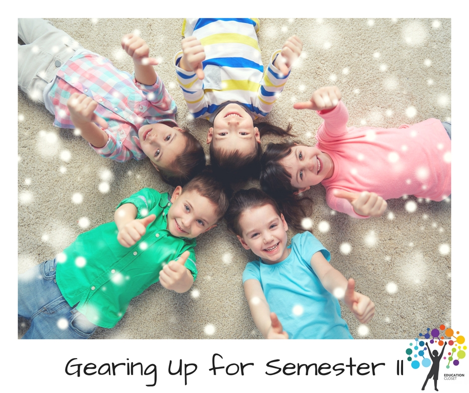 Series: Gearing Up for Semester II