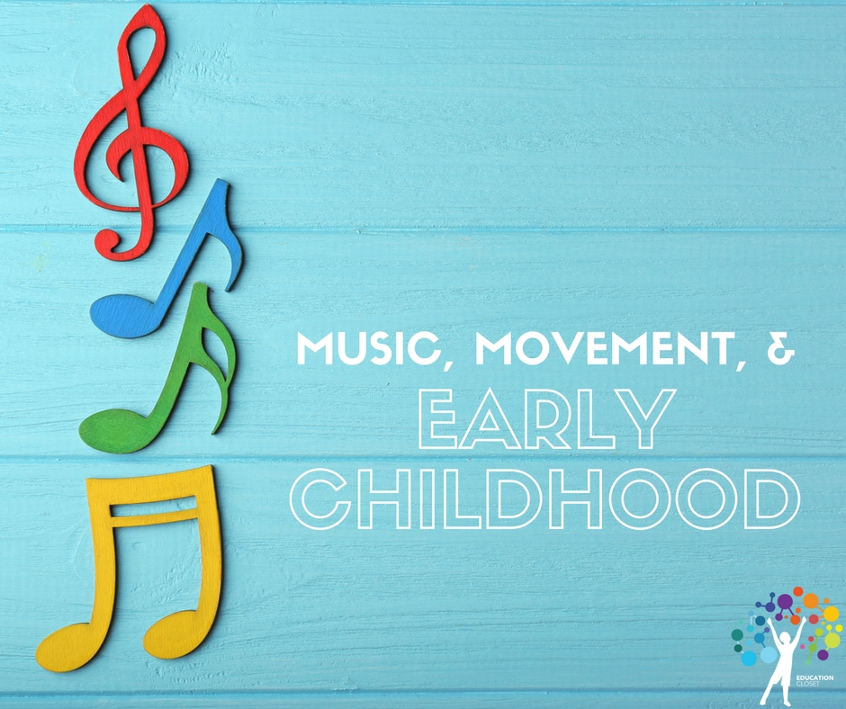 Music Education, Movement, And Early Childhood, Education Closet
