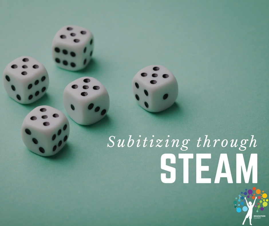 Subitizing through STEAM