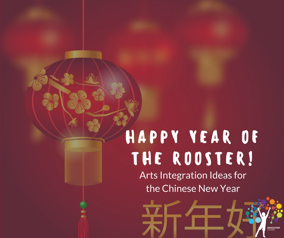 Chinese New Years crafts as Arts Integration Ideas | Education Closet