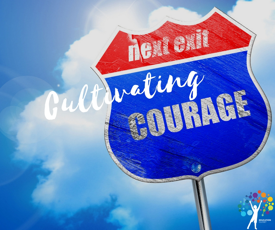 Cultivate Courage in Children, Education Closet