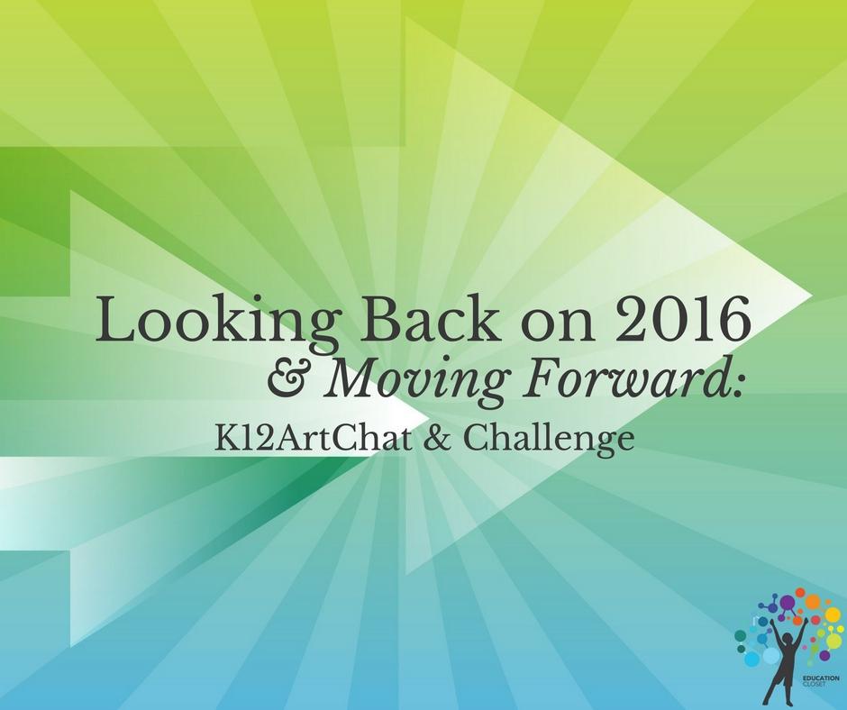 K12ArtChat Challenge, Education Closet