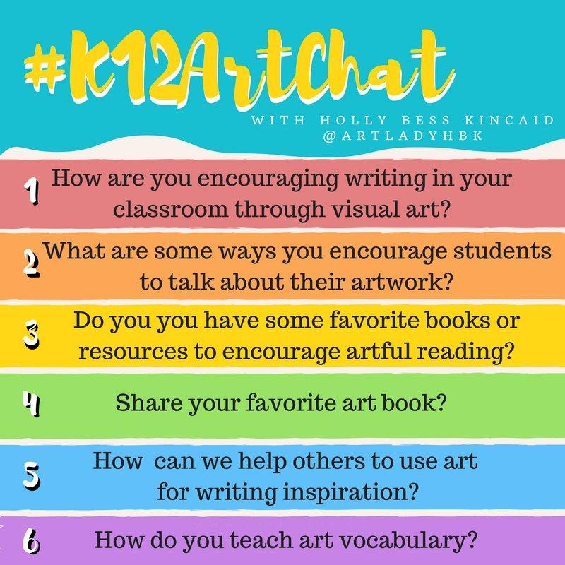 Ask The Expert | K12ArtChat | Education Closet