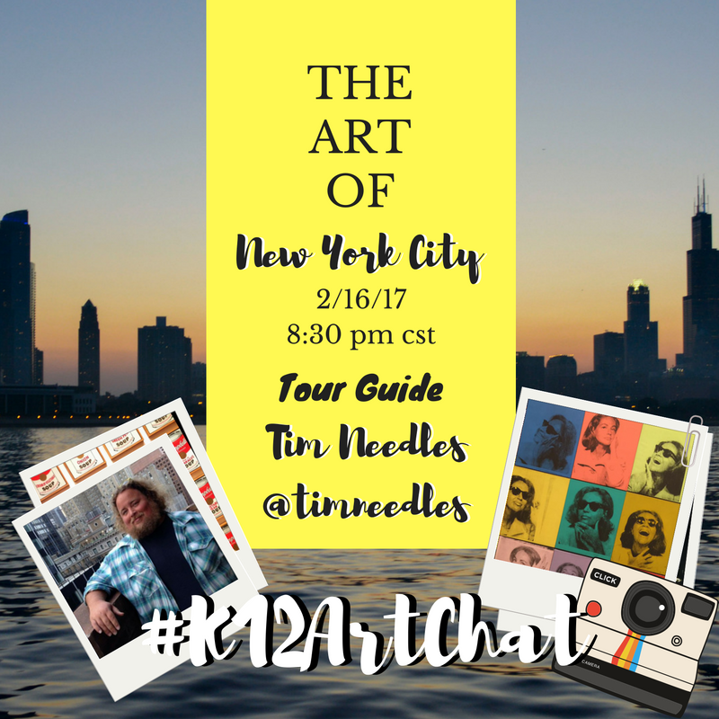 NAEA 2017, The Art Of New York City With Tim Needles, EducationCloset