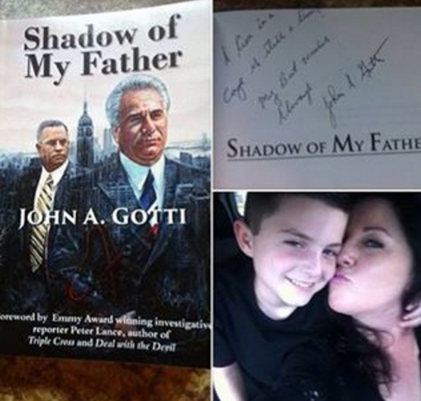 Shadow of My Father by John A. Gotti