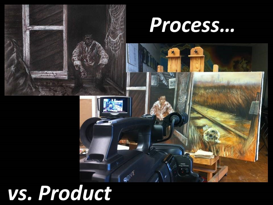 Process VS Products, EducationCloset