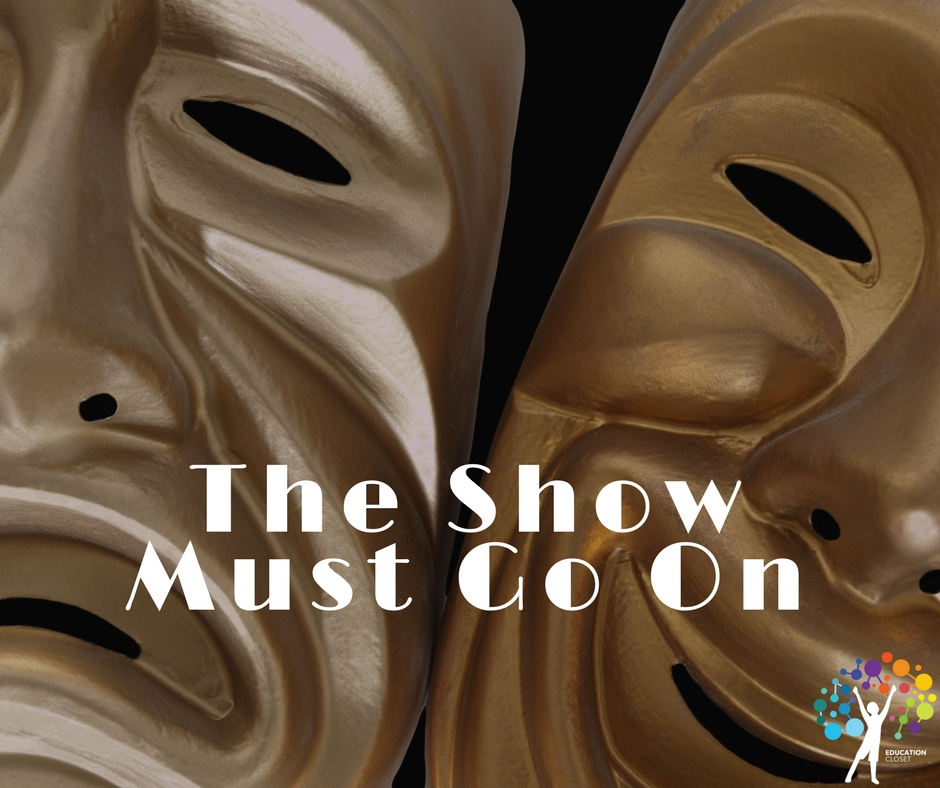 The Show Must Go On | Musical Production Show | Education Closet