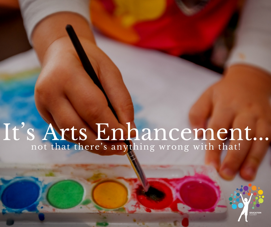 Arts Integration Versus Arts Enhancement, EducationCloset