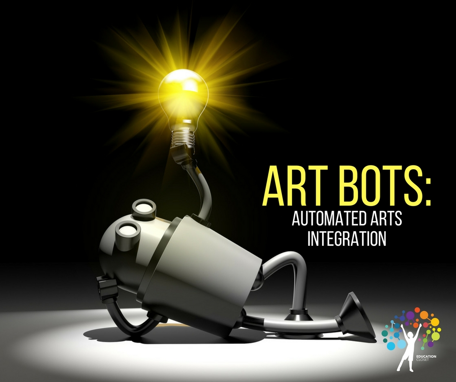 Art Bots, STEAM for Art Teachers | EducationCloset